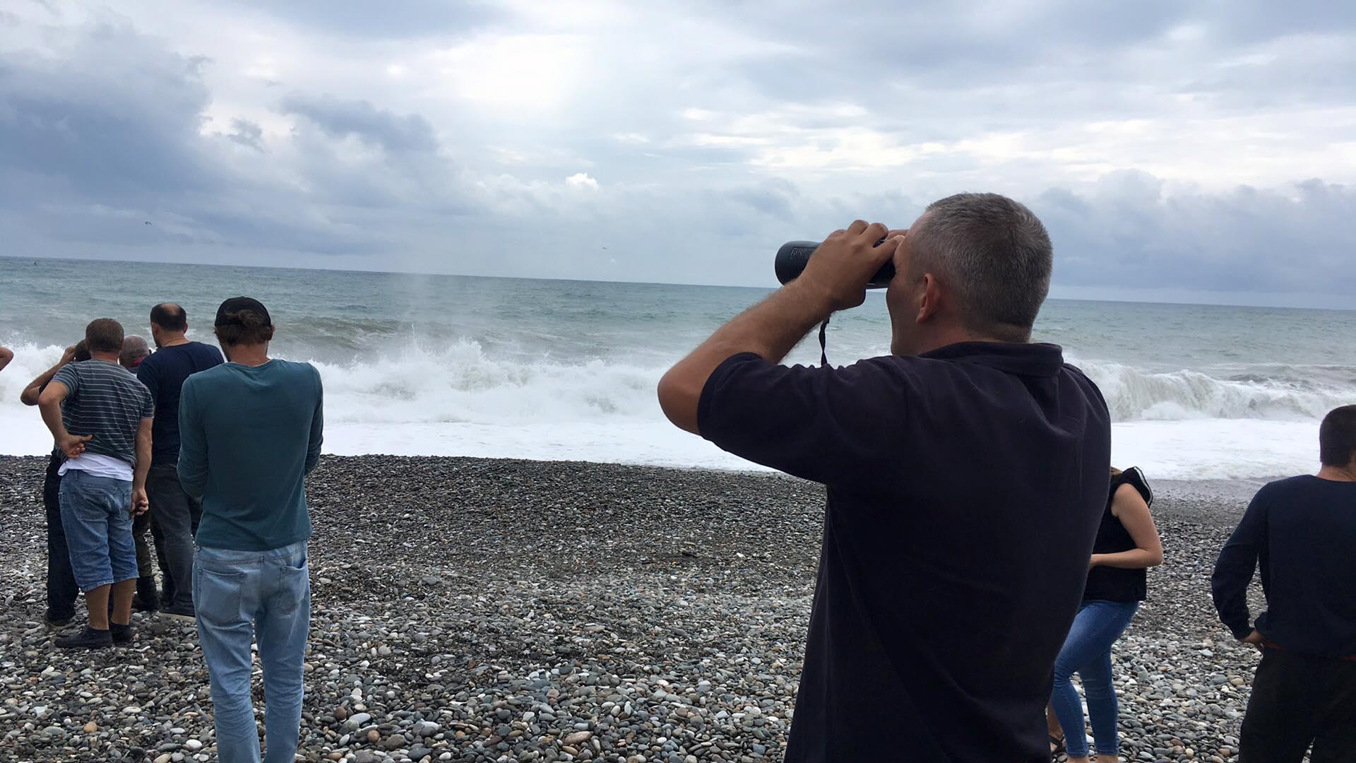 გონიოში  ზღვაში  17  წლის  ახალგაზრდას  ეძებენ