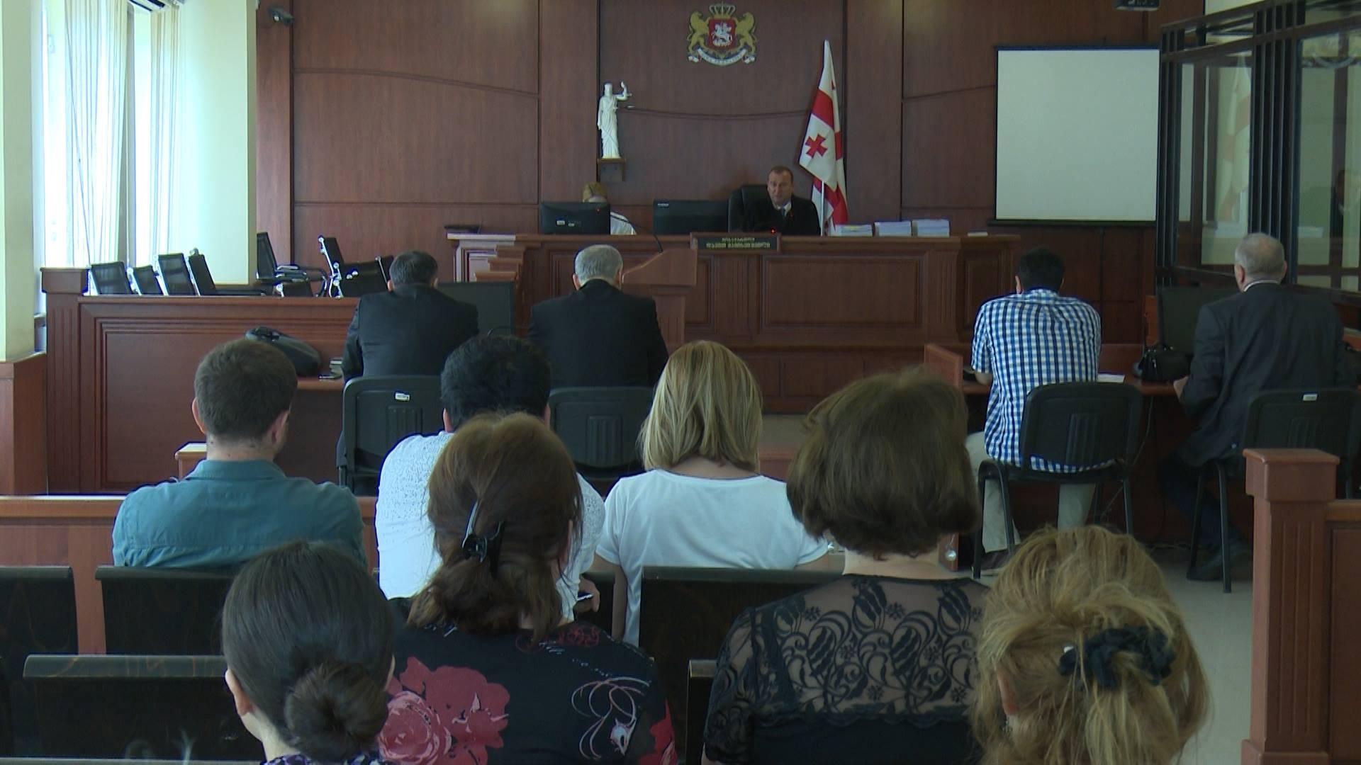 11-12 მარტის მოვლენების ორგანიზებაში ბრალდებული პირების მერაბ ღოღობერიძისა და ირაკლი ჩხვირკიას სასამართლო პროცესი არ დაწყებულა
