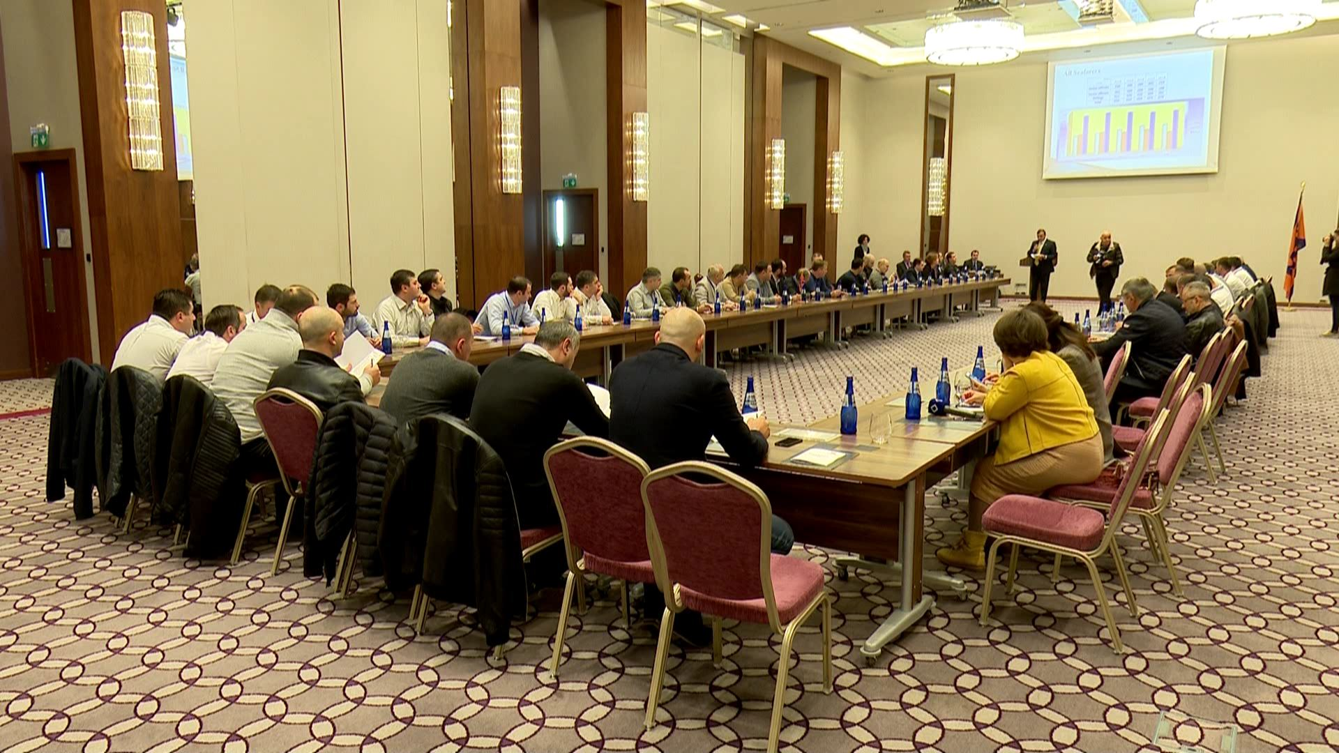 Conference for sailors is being held  in Batumi