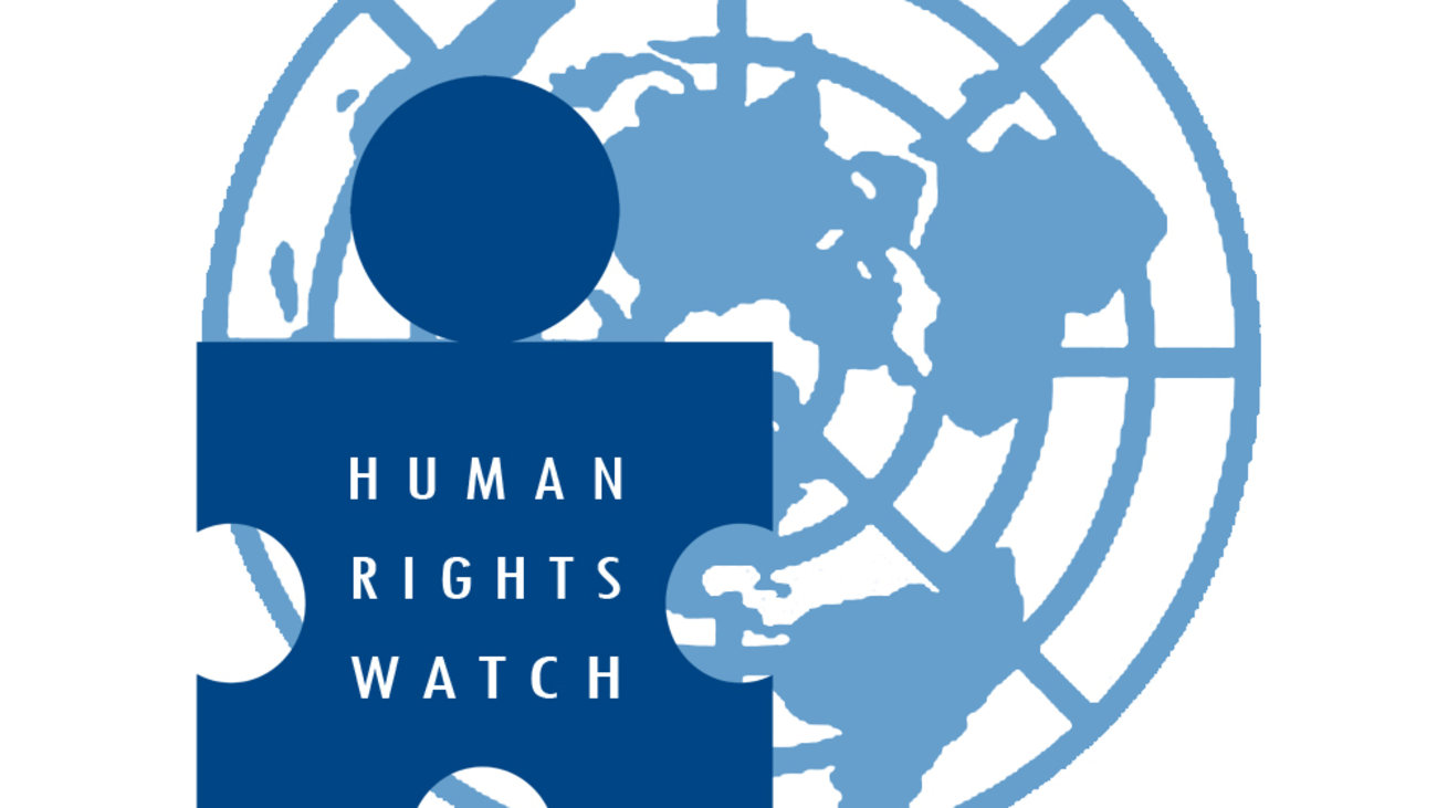 Human Rights Watch report about Georgia