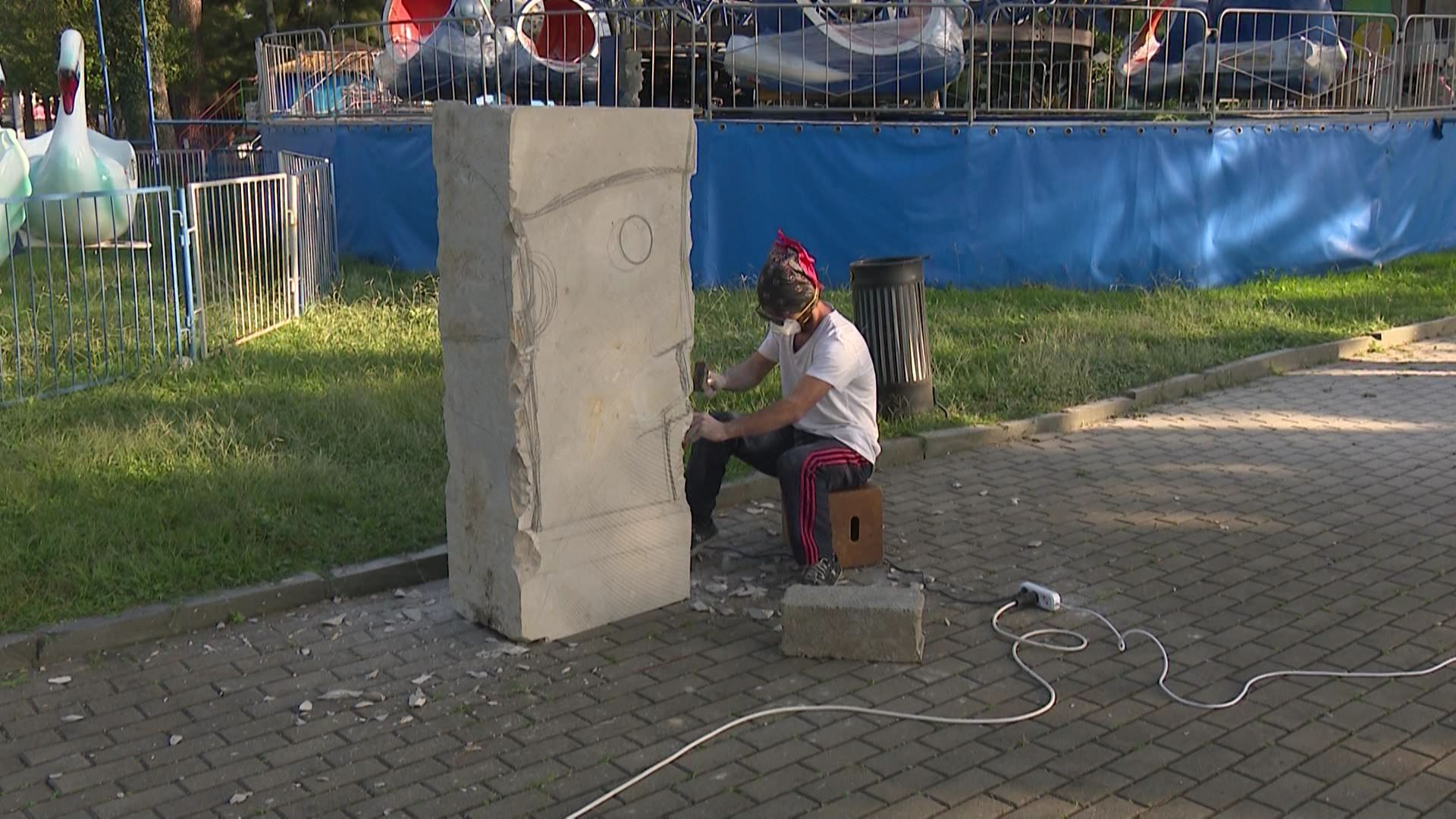 International plenary sculpture opened in Kobuleti