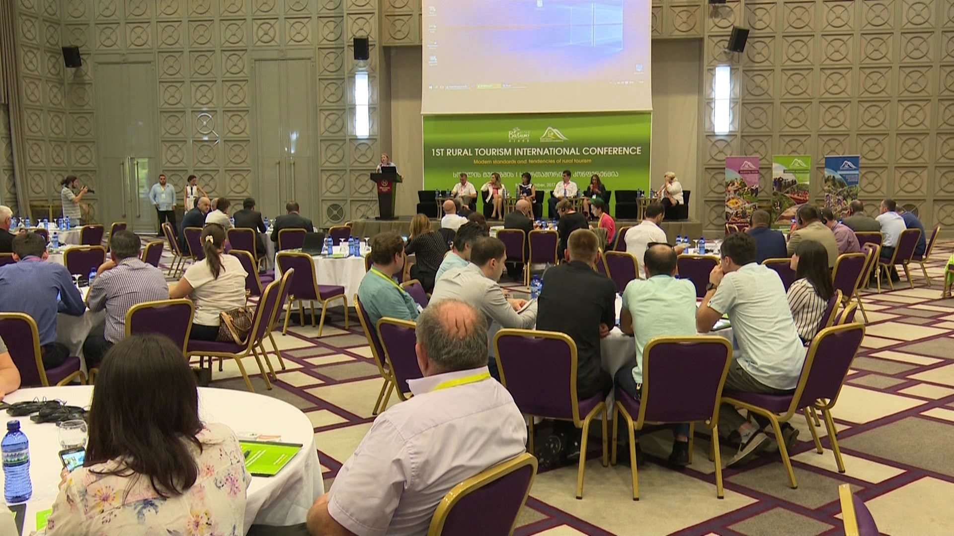 International Conference of Rural Tourism will be held in Batumi tomorrow