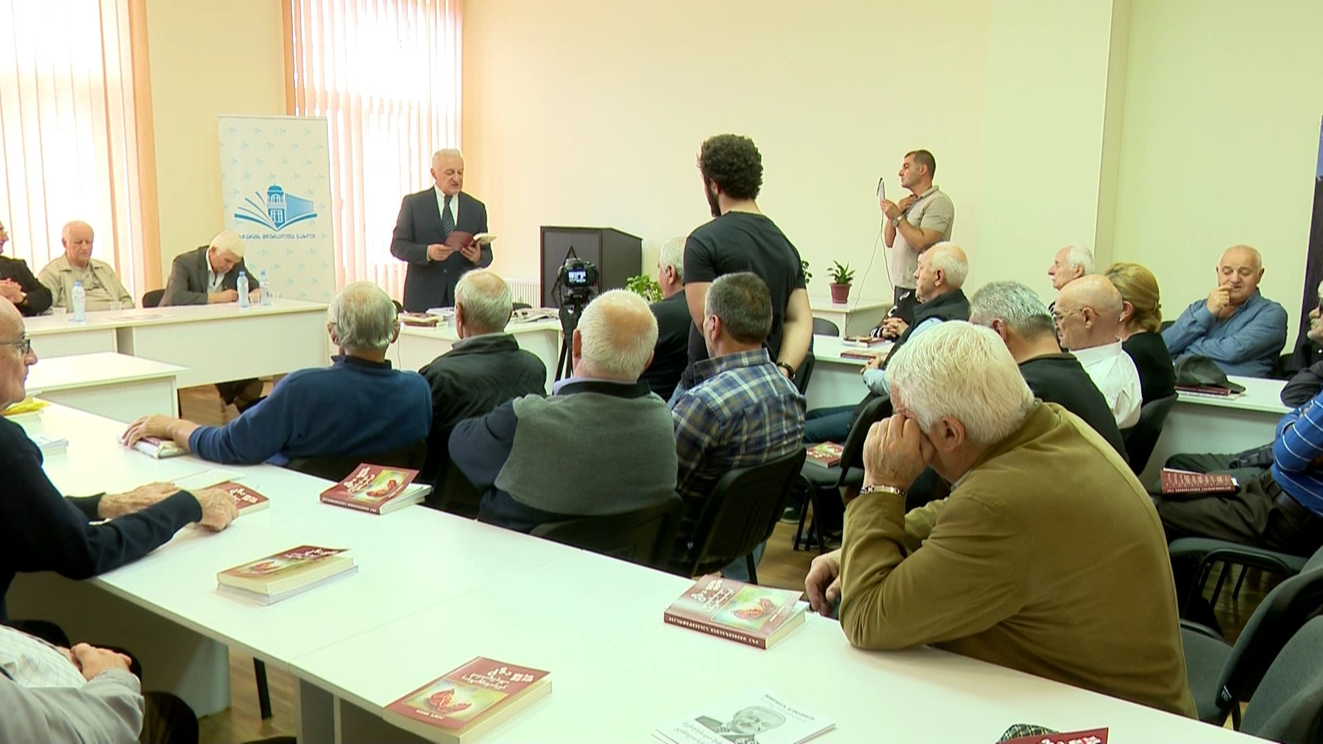 Presidential candidates continue meetings with population
