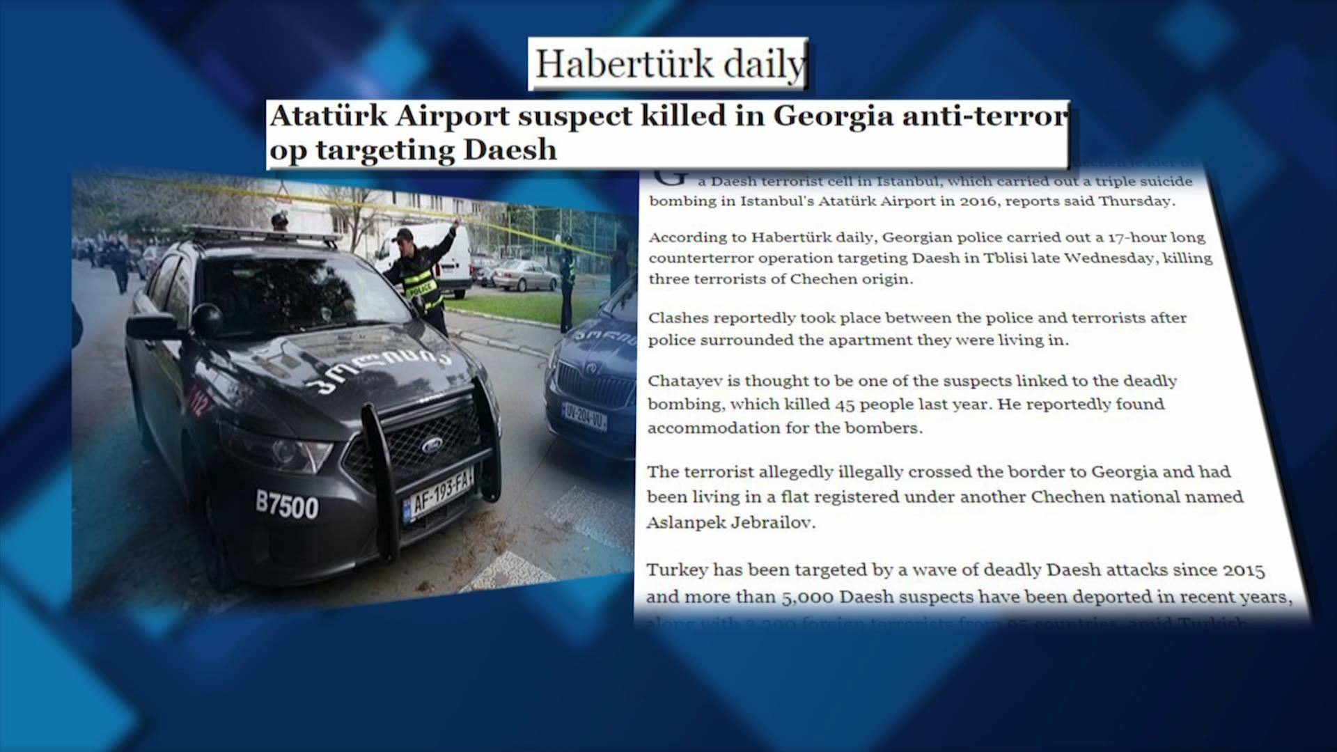 How the Turkish media responded to the death of the three military 10.02.2017 6