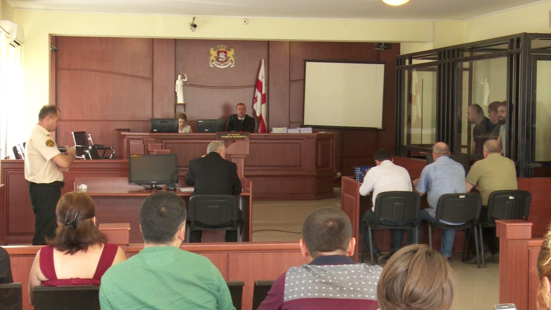 11-12  მარტის მოვლენების სასამართლო  პროცესი