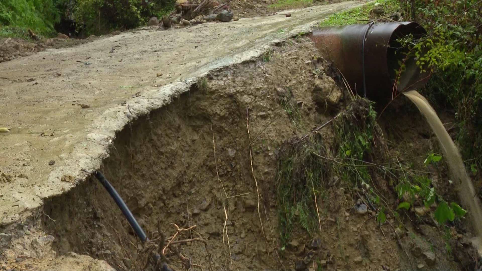 ქობულეთის სამ სოფელს მესამე დღეა სასმელი წყალი არ მიეწოდება