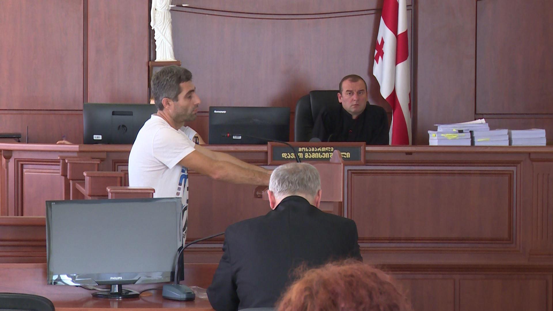 ღოღობერიძე-ჩხვირკიას სასამართლო პროცესი  დეტექტივ-გამომძიებლები იკითხებიან