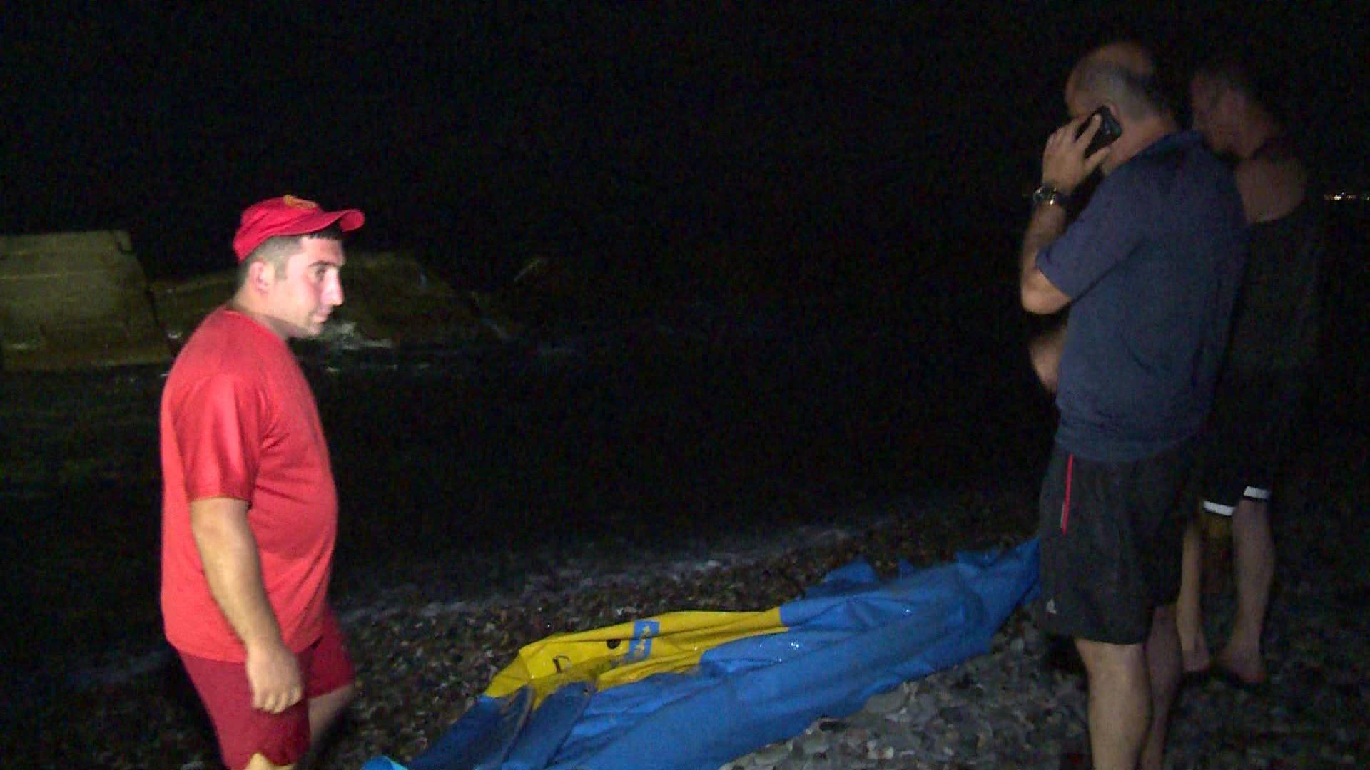 ზღვაში დაკარგული ტურისტი გარდაცვლილი იპოვეს
