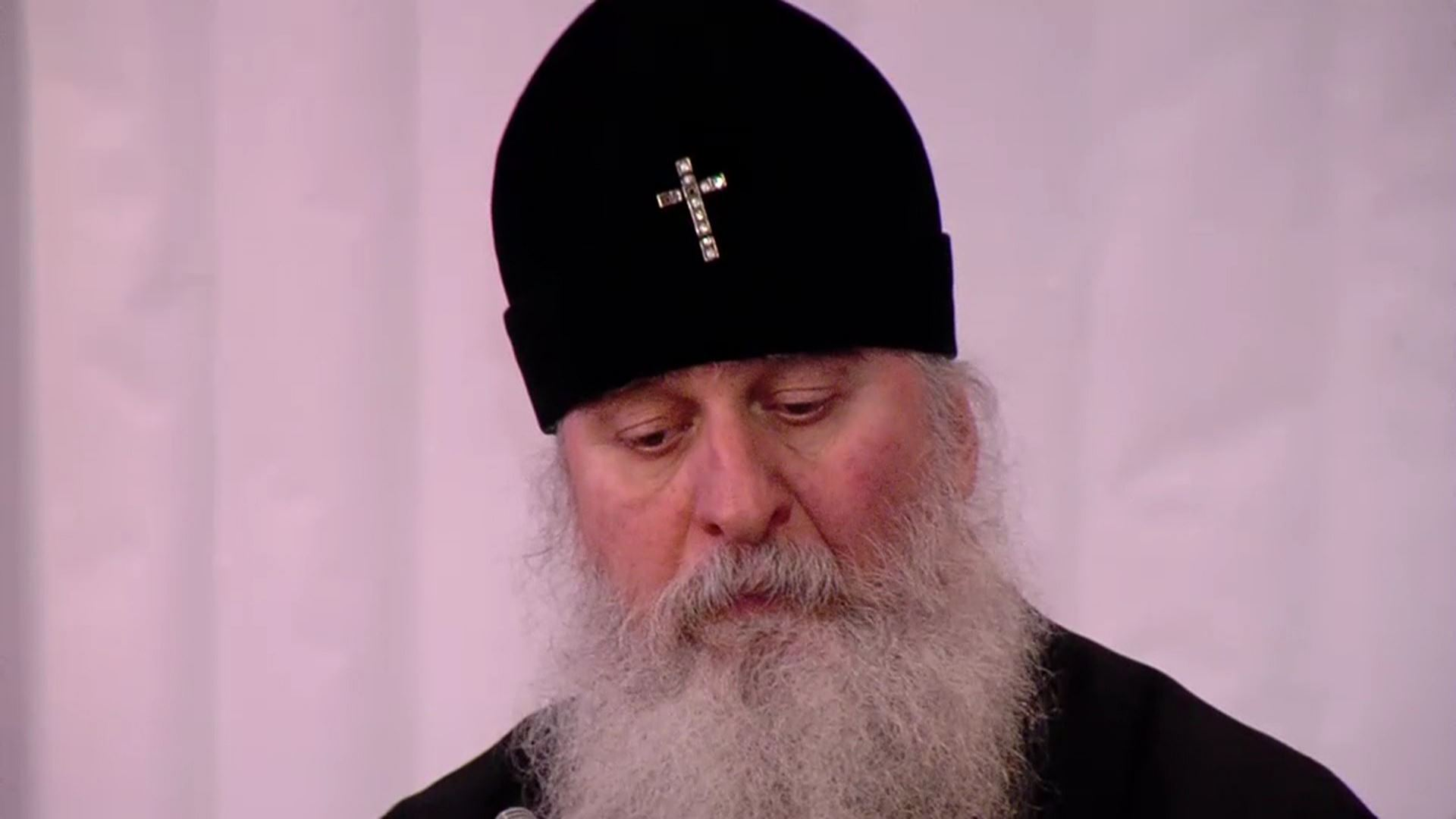 Archbishop Daniel: ''The church will not oppose the pardon of Giorgi Mamaladze''