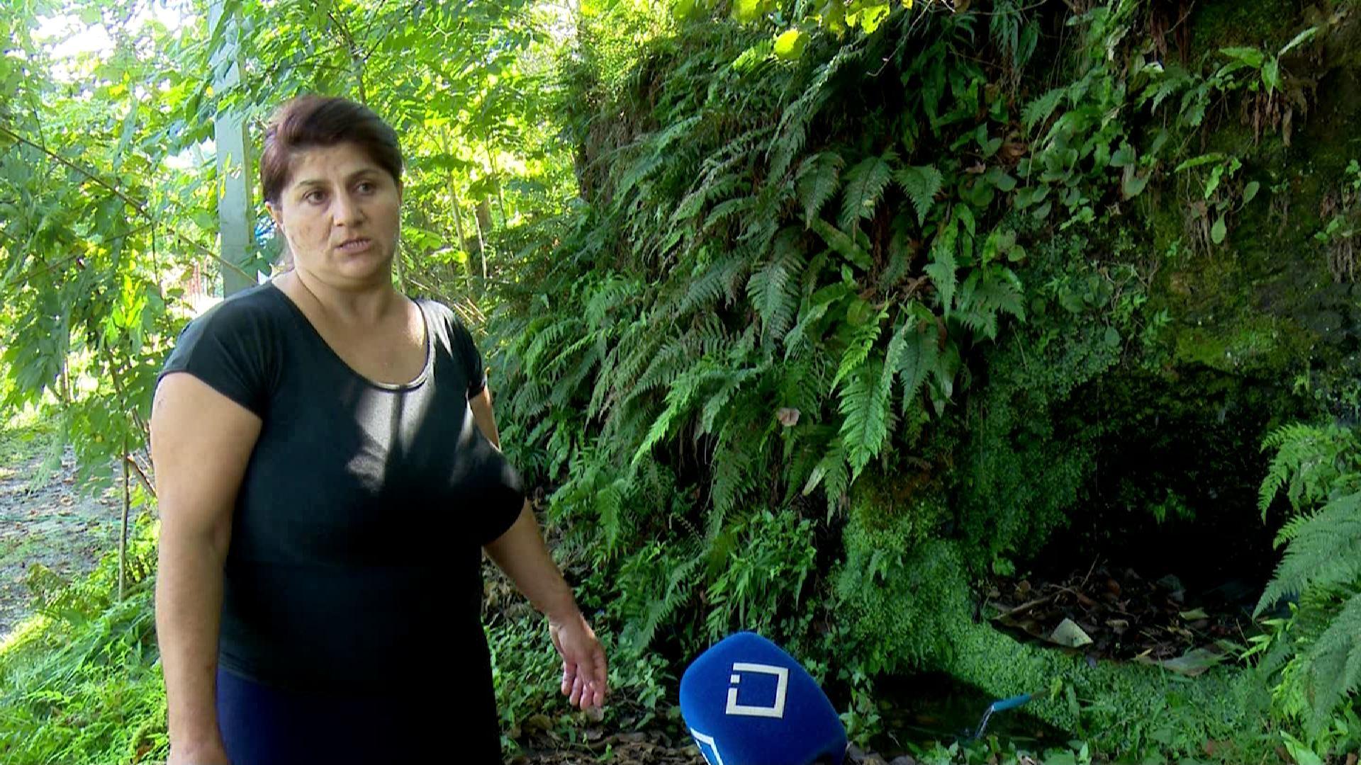 ჯიბინაურის მოსახლეობა სასმელი წყლის გარეშე