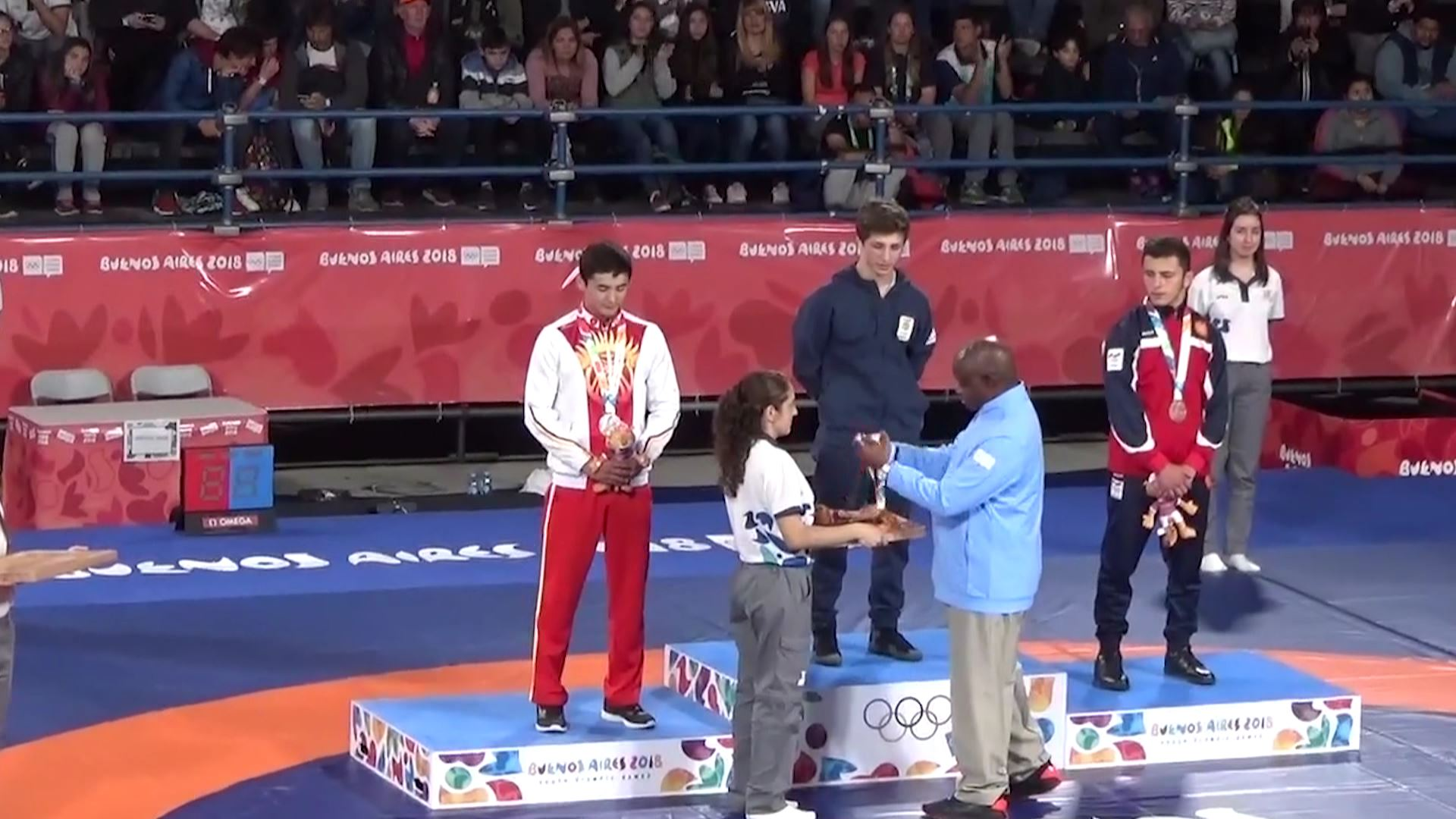 Georgian athletes finished the competition at the Youth Olympiad
