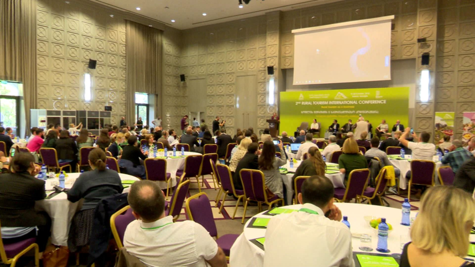 International Rural Tourism Conference in Batumi