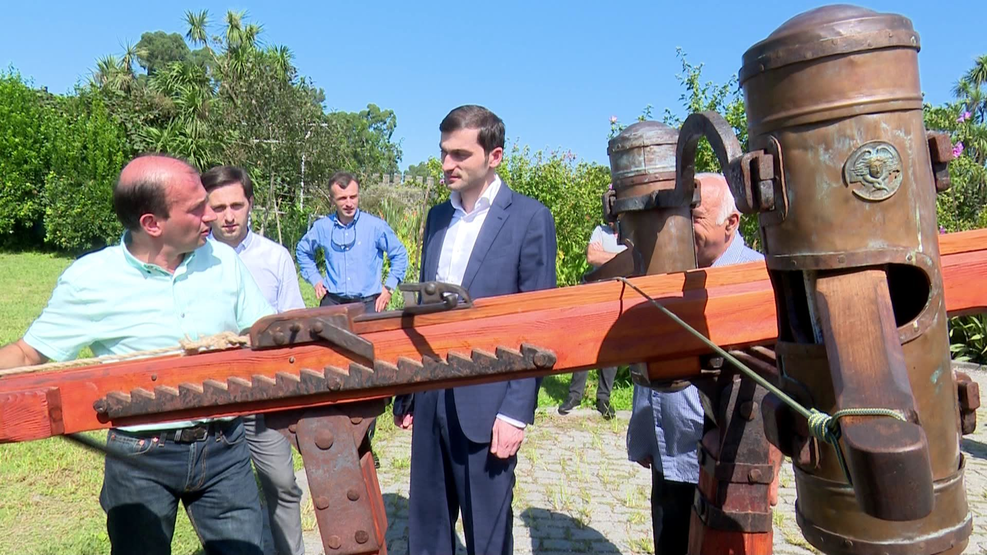 A ''Roman camp'' will be arranged in Gonio Fortress