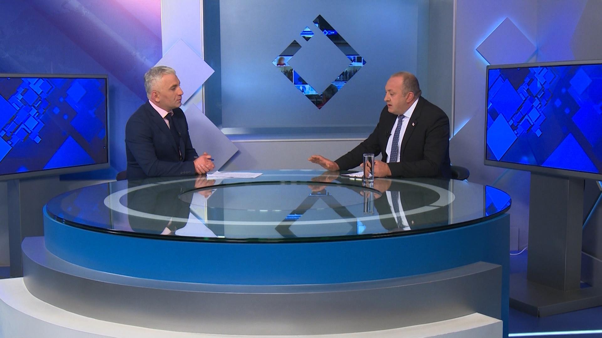 ''The law enforcement agencies announce zero tolerance'' - Giorgi Margvelashvili