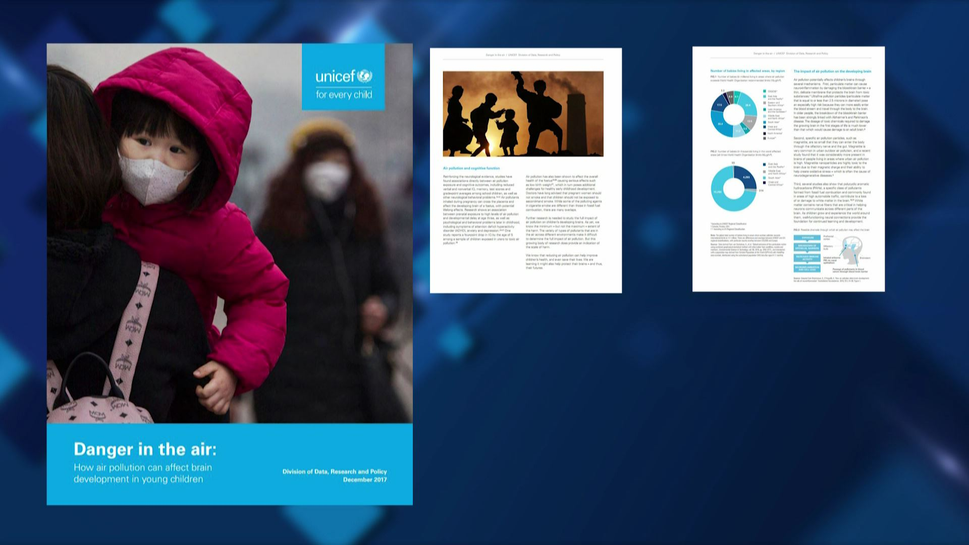 The danger in the air - the UNICEF conclusion