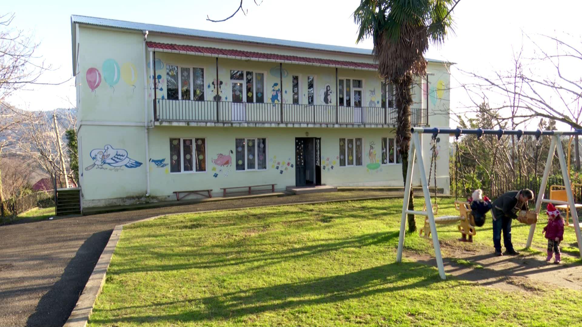 მიკრობიოლოგიურად დაბინძურებული წყალი და დარღვევები ქობულეთის საბავშვო ბაღებში