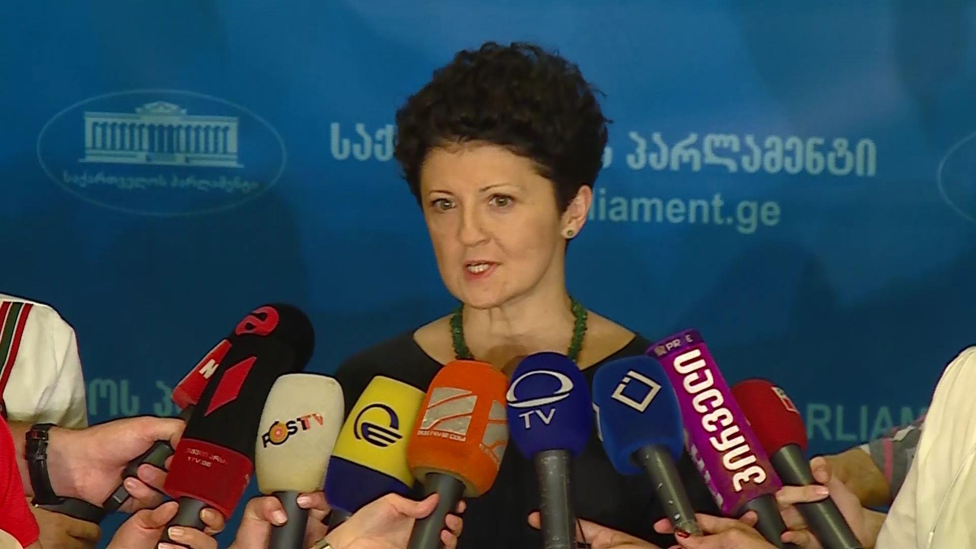 თეა წულუკიანი : ''ვიქნები ქართული ოცნების მთავარი მოთამაშე''