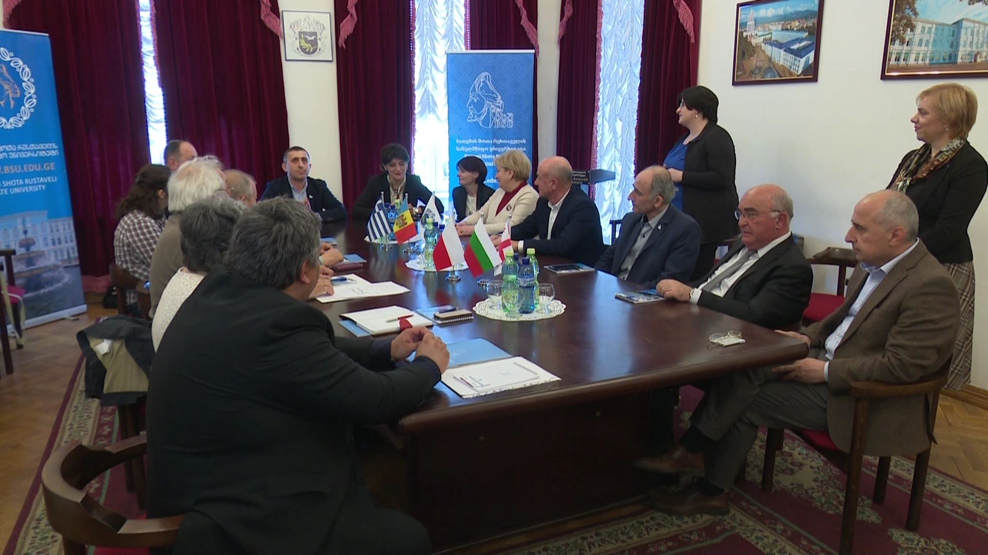 International Week in Batumi State University