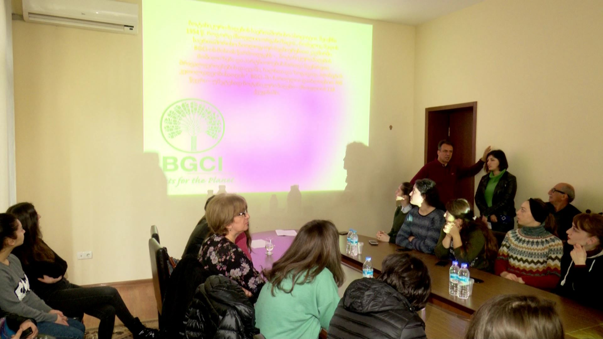International Day of Forest Protection was celebrated in Batumi Botanical Garden