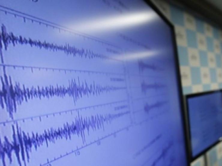 ქობულეთში 4.1 მაგნიტუდის მიწისძვრა დაფიქსირდა
