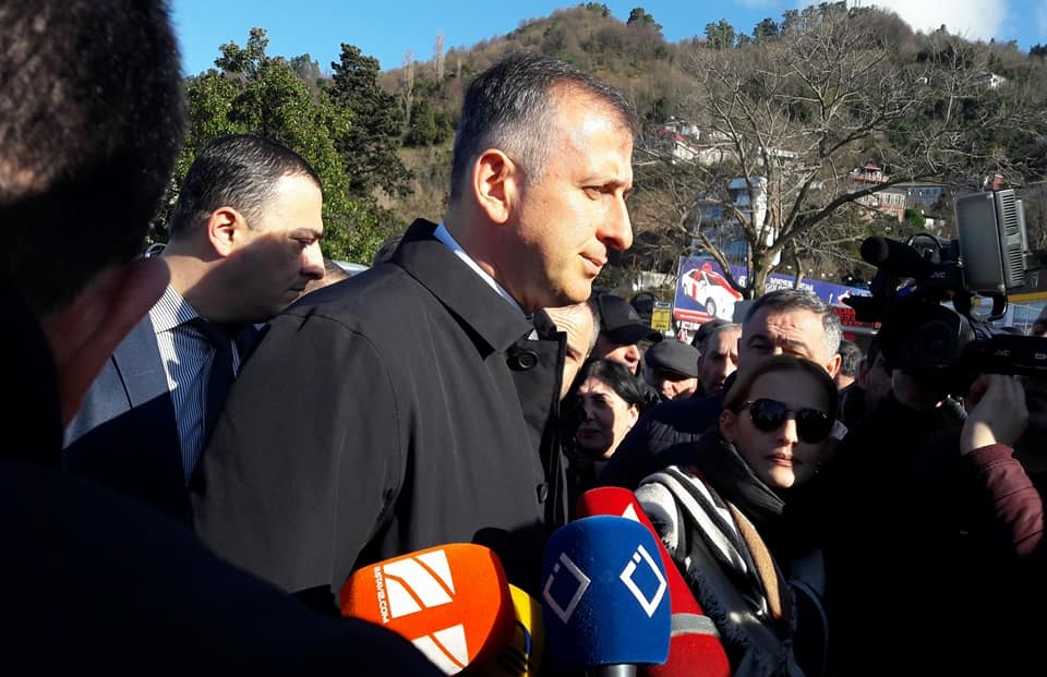 Negotiations on border crossing with official Ankara are underway