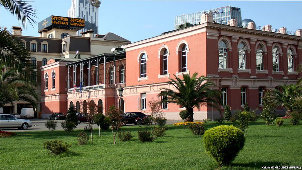 The Constitutional Court of Georgia is the chairman of the Constitutional Court of Justice Association