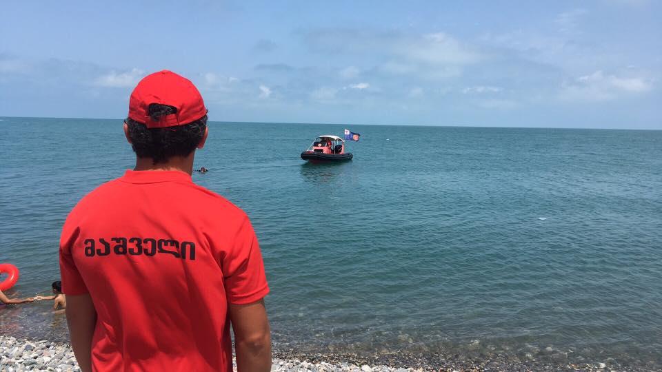 დღეს ზღვაში ახალგაზრდა მამაკაცი გარდაცვლილი იპოვეს
