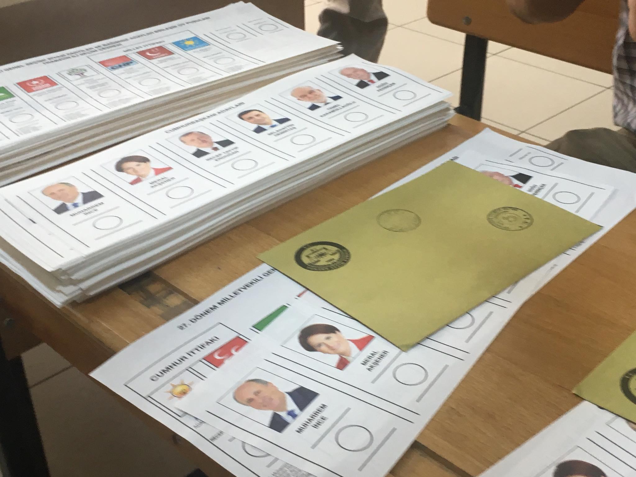 ვადამდელი  არჩევნები  თურქეთში