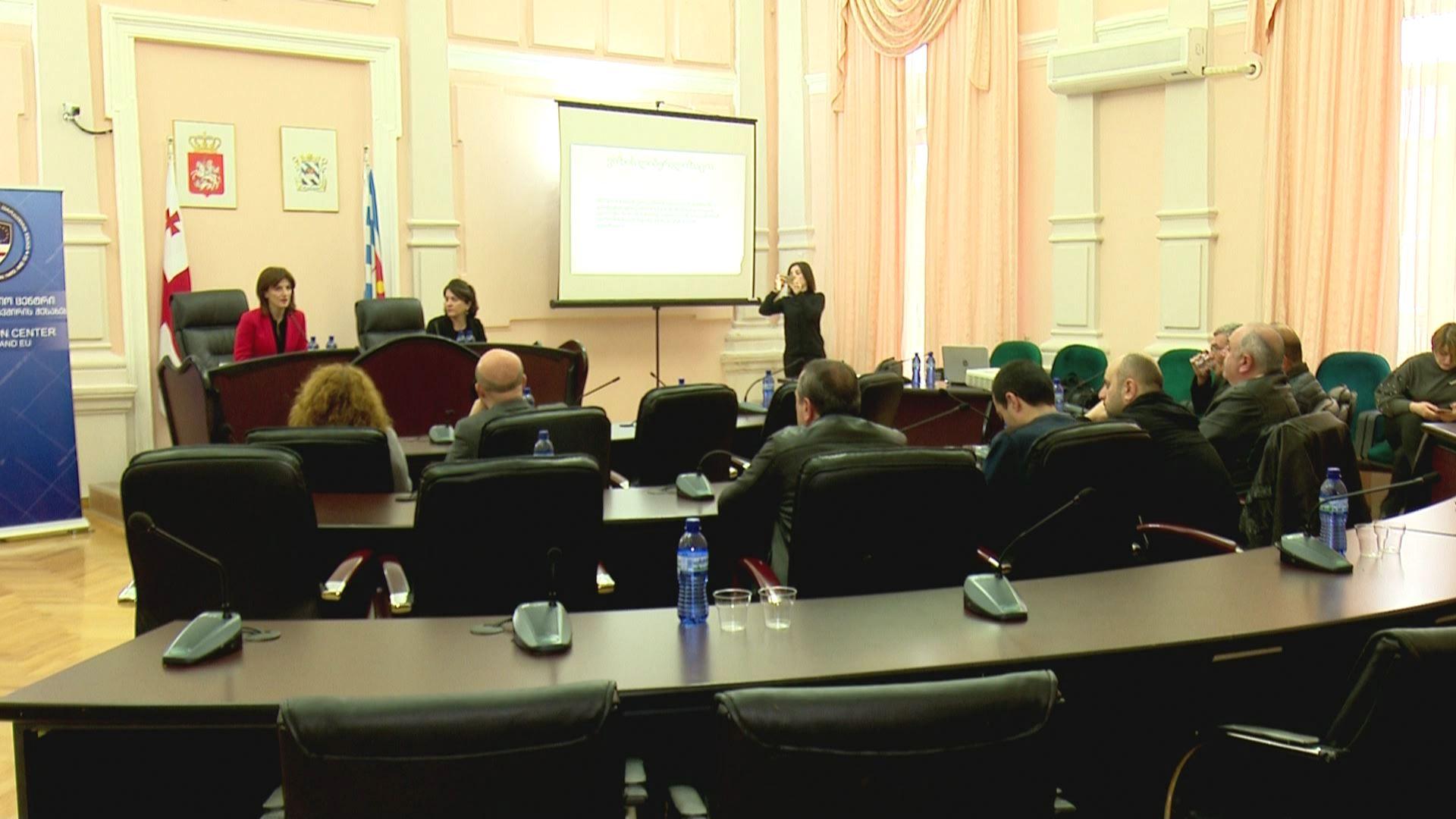 Visa-free regime - the third wave of informational meetings