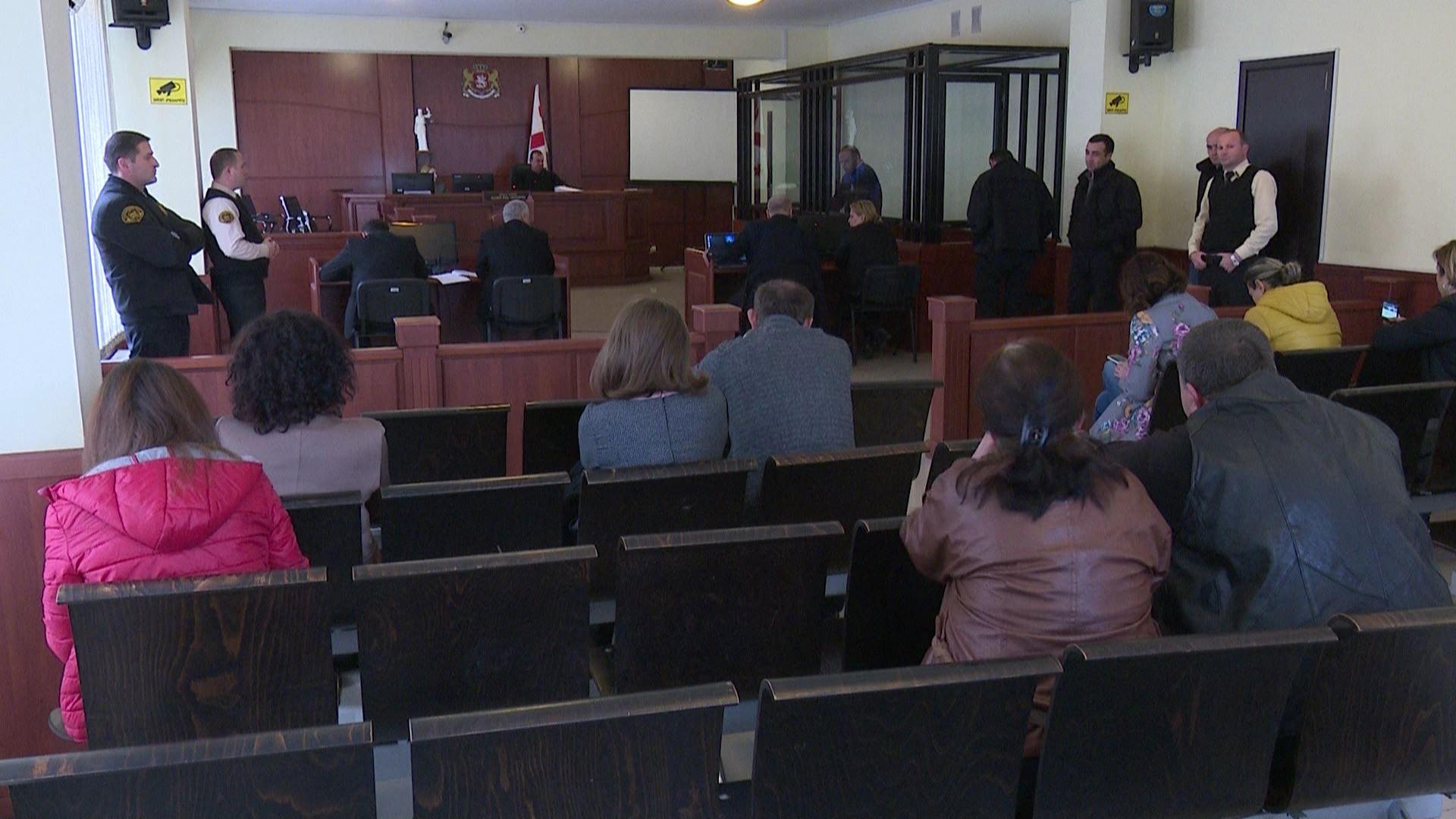 ირაკლი ჩხვირკიას სასამართლო პროცესებზე ადვოკატები აღარ დაიცავენ