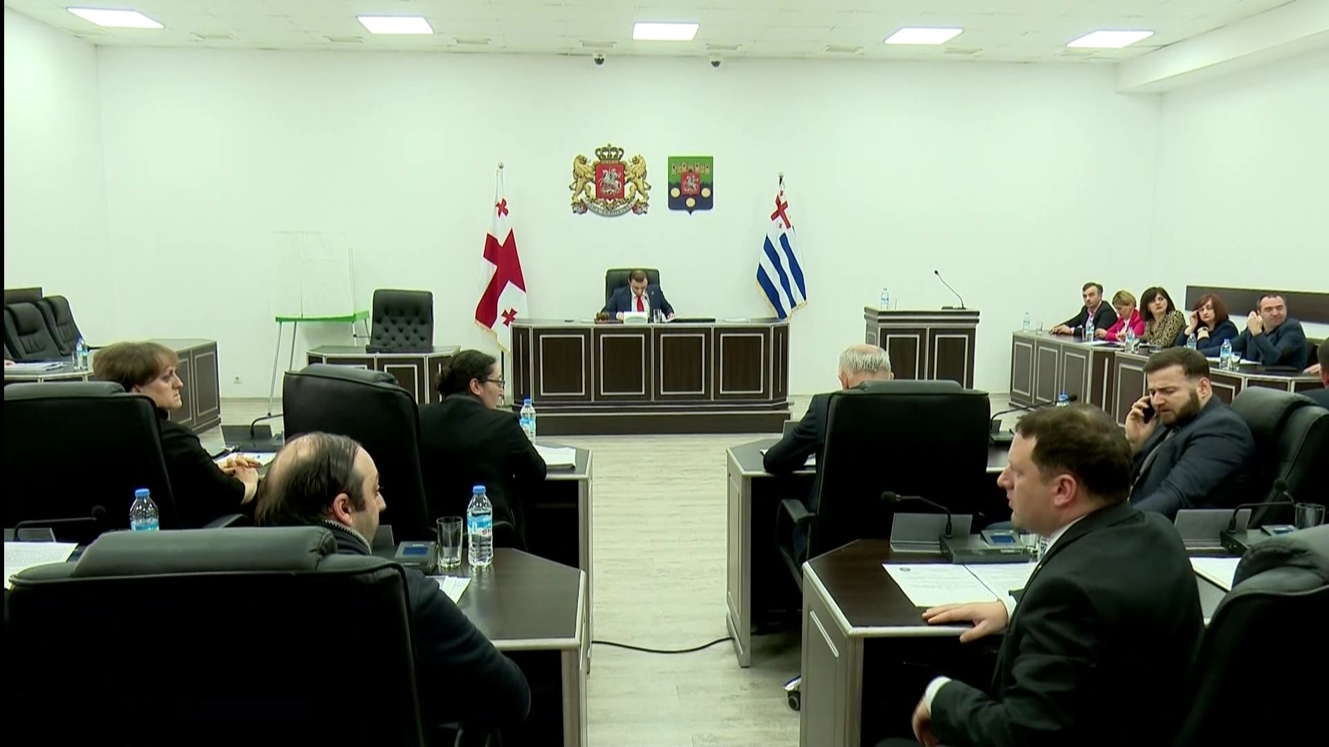 Amendments to the Constitutional Law of Ajara - III hearing