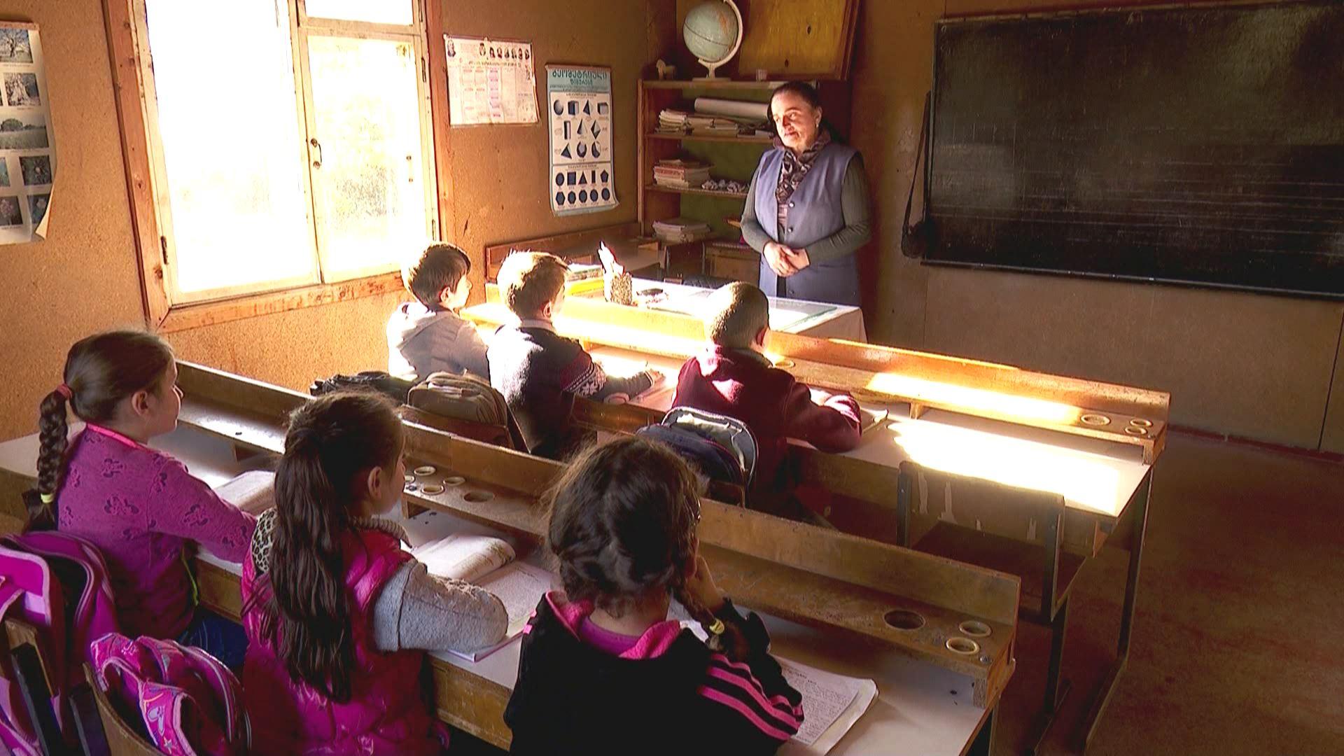 ქობულეთის 4 სკოლის ინფრასტრუქტურა