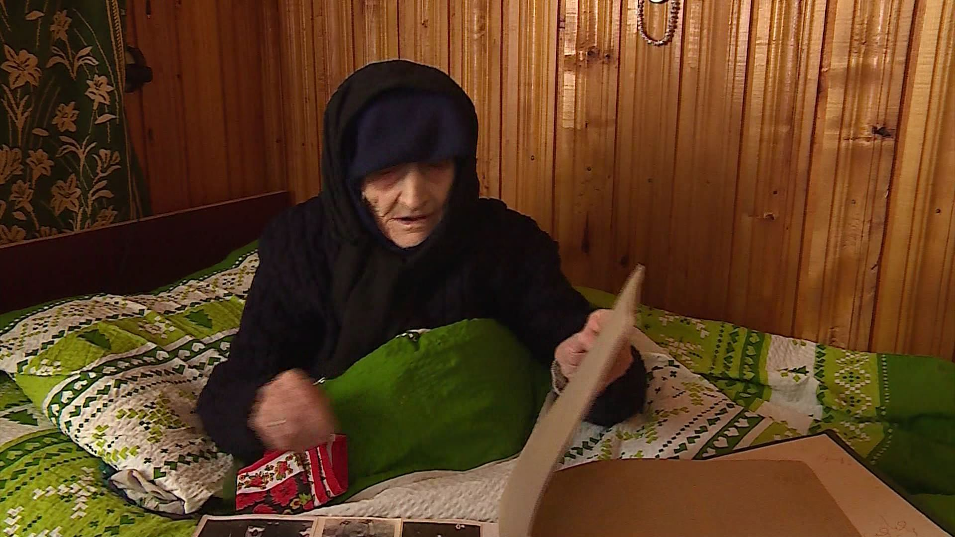 100 წლის ვეტერანი