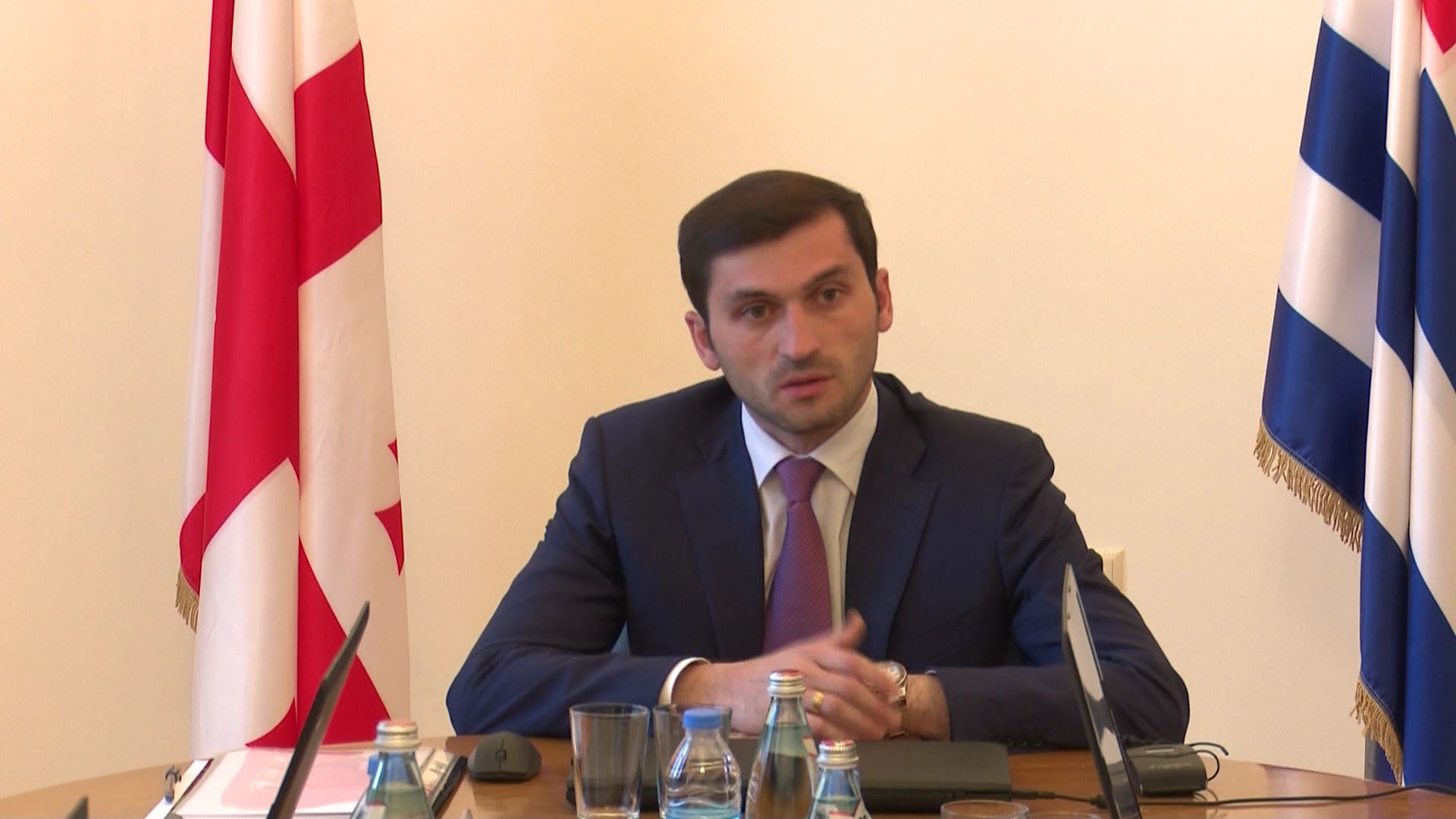 The remarks of the Chairman of the Government of Ajara to Mayors