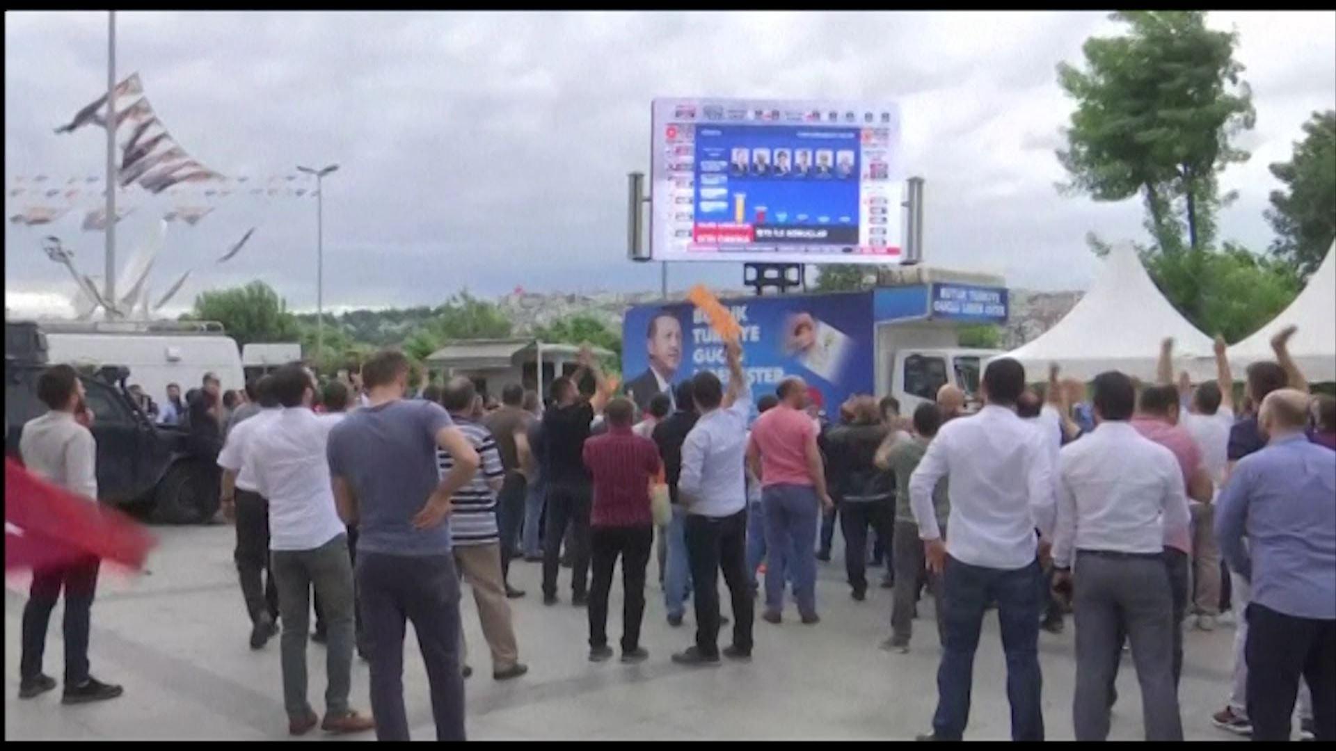 საპრეზიდენტო და საპარლამენტო არჩევნები თურქეთში