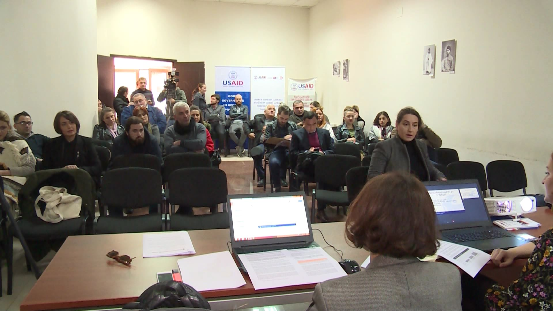 Reforms and current processes carried out in the broadcaster - presentation of the research