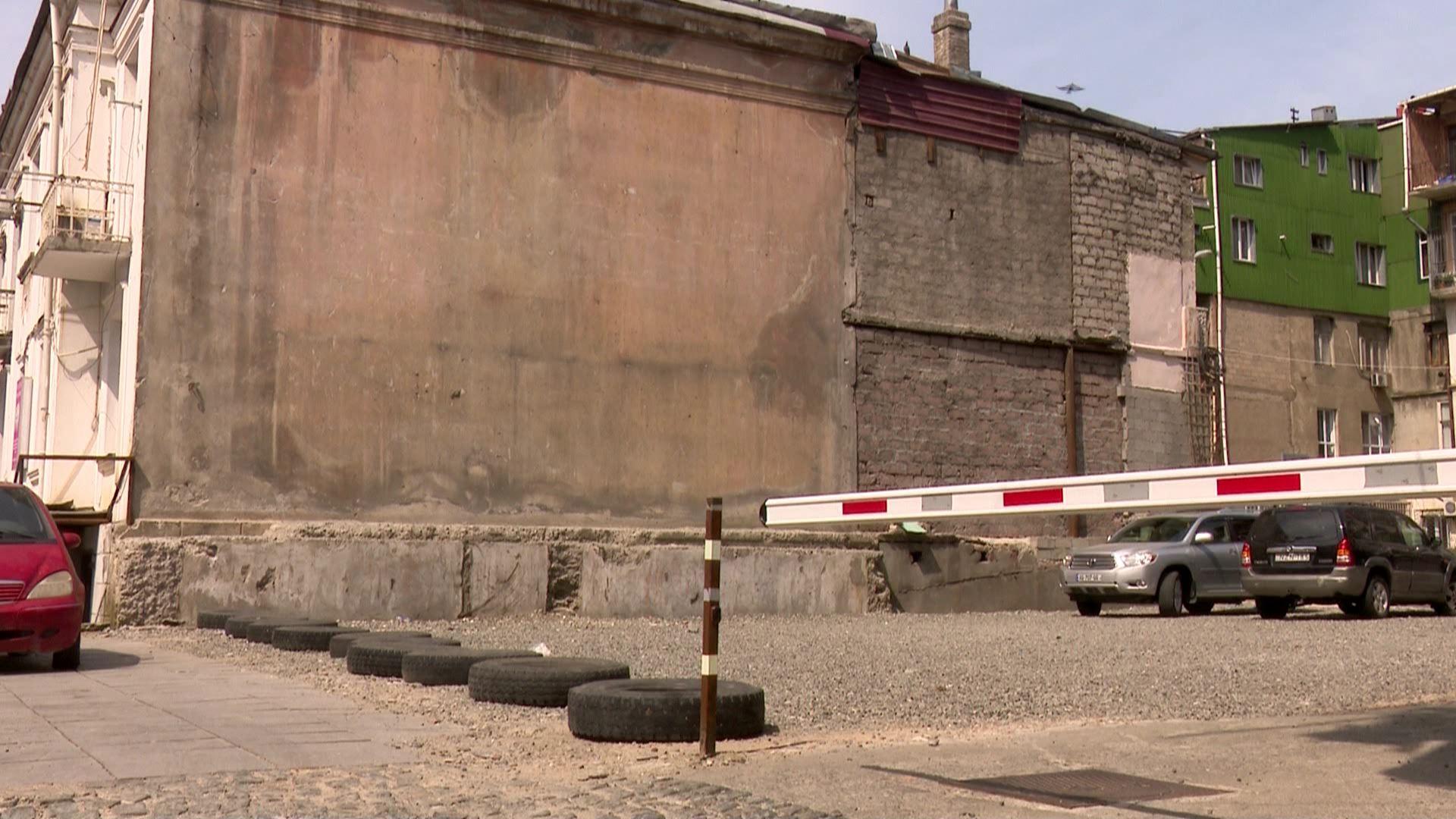ახვლედიანის ქუჩაზე კორპუსის მშენებლობა რამდენიმე  თვეში დაიწყება