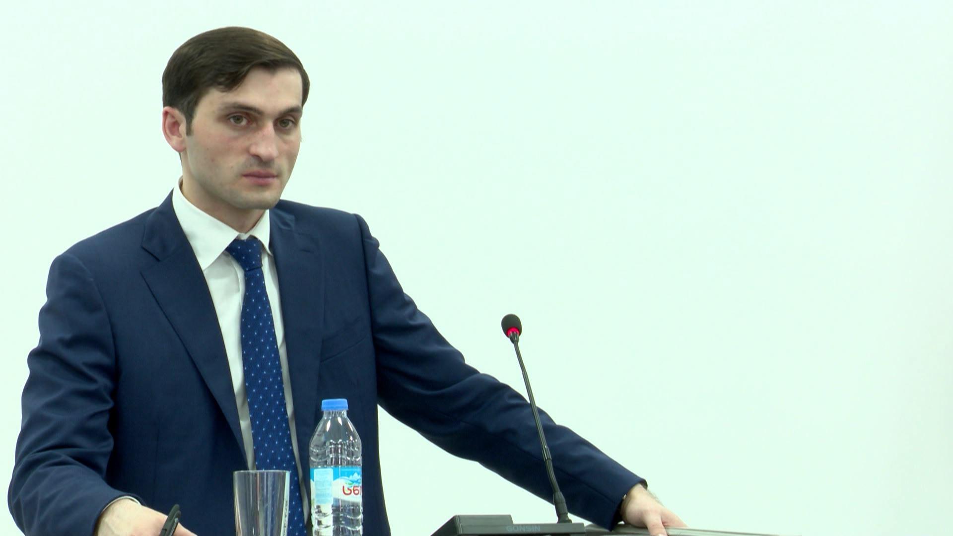 ''მეჩეთი უნდა აშენდეს ქართული ფულით და ამაზე არ დავზოგავთ შესაძლებლობებს'' - თორნიკე რიჟვაძე