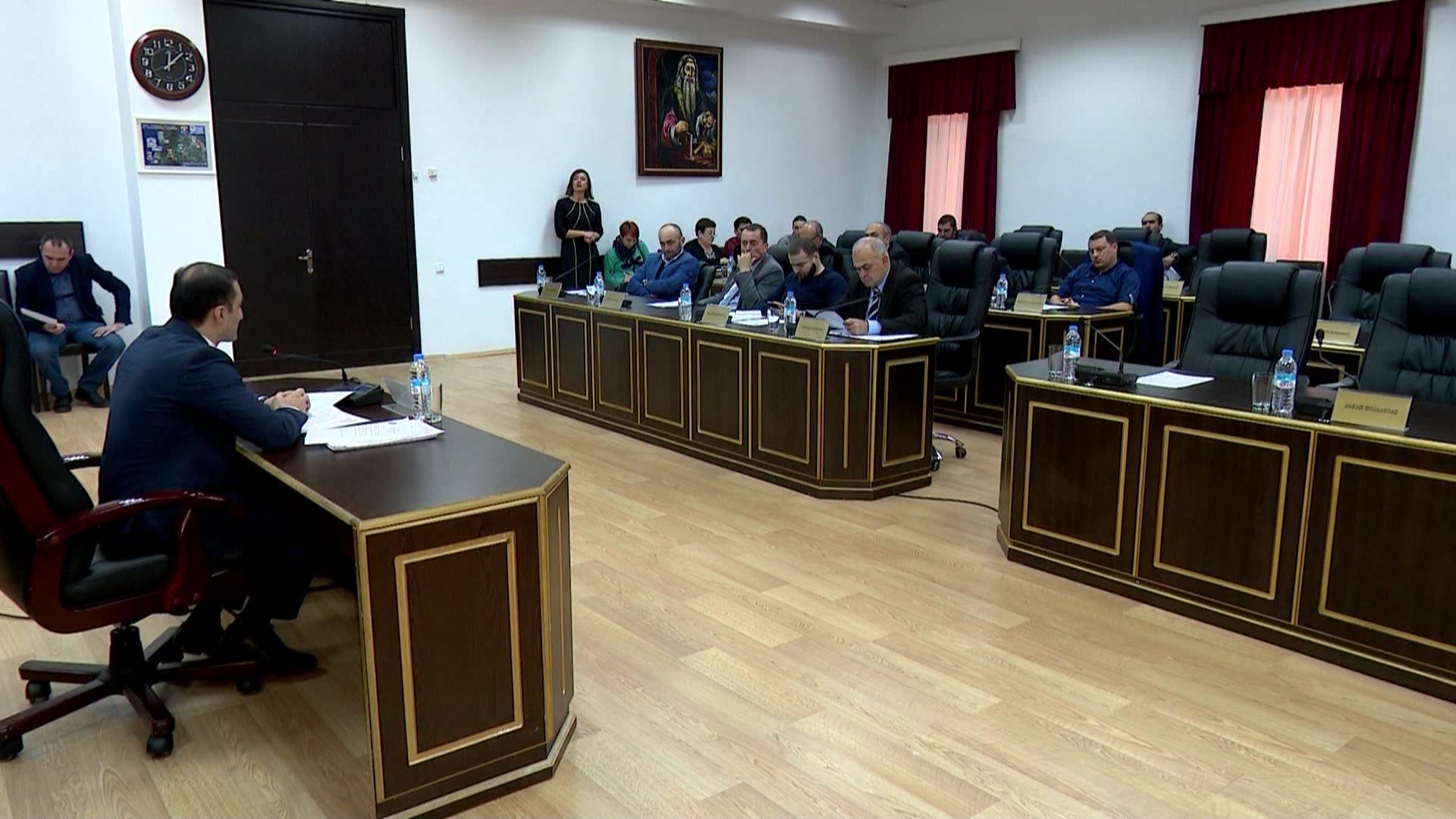 The Supreme Council get familiar with Ajara budget