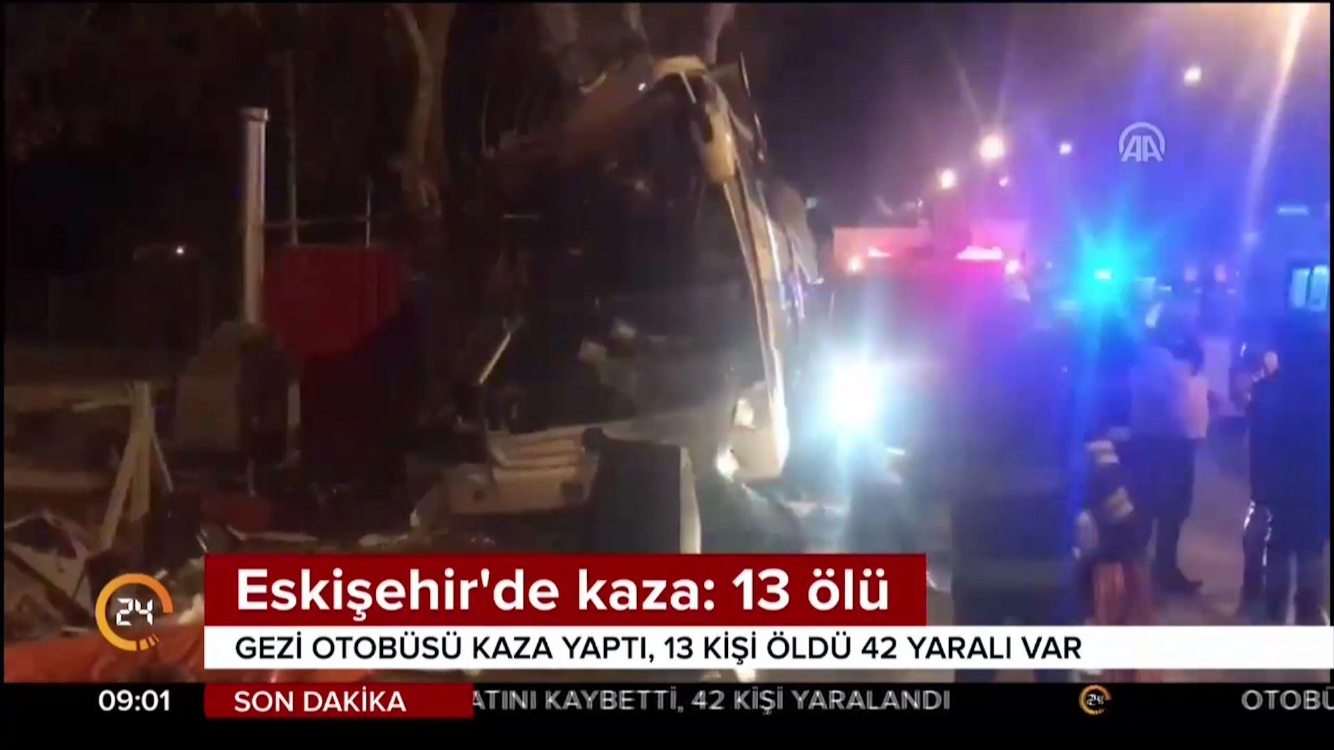 ავარიას თურქეთში მსხვერპლი მოჰყვა