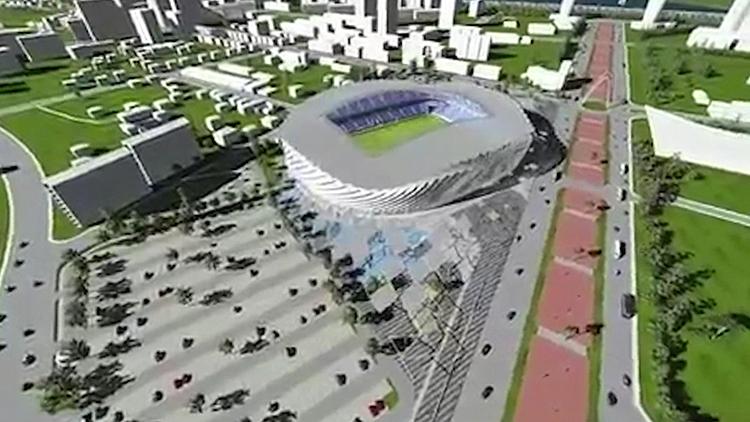 Batumi stadium tender is over