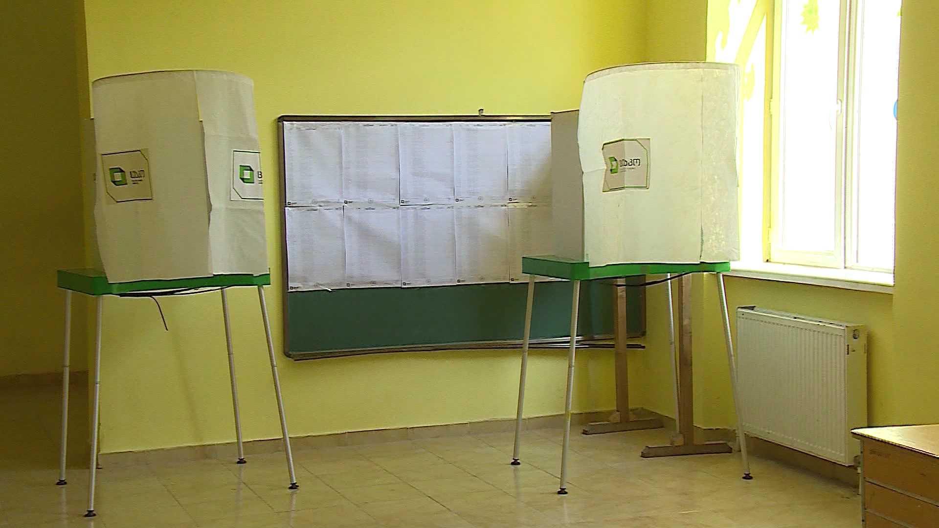 რეგიონის მასშტაბით, საკუთარი არჩევანი ყველაზე მეტმა ამომრჩევლებმა ქედაში გააკეთა