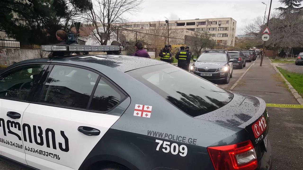 სპეცოპერაცია თბილისში - სამართალდამცველებს ცეცხლი გაუხსნეს