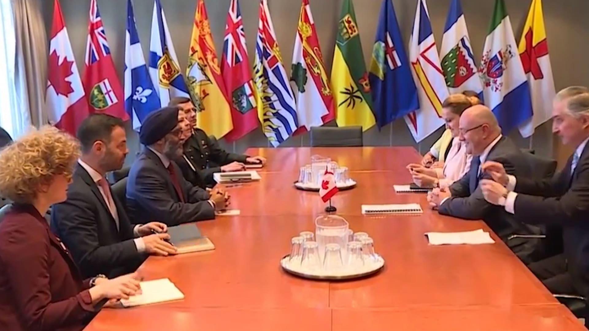 საქართველო - კანადა