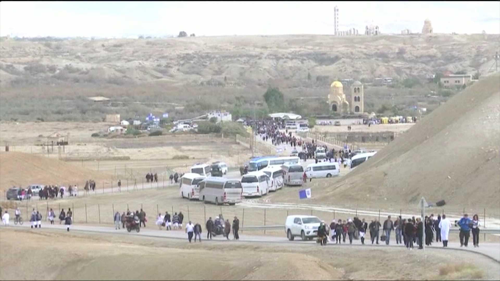 The Epiphany celebration is celebrated by the Orthodox community of the world