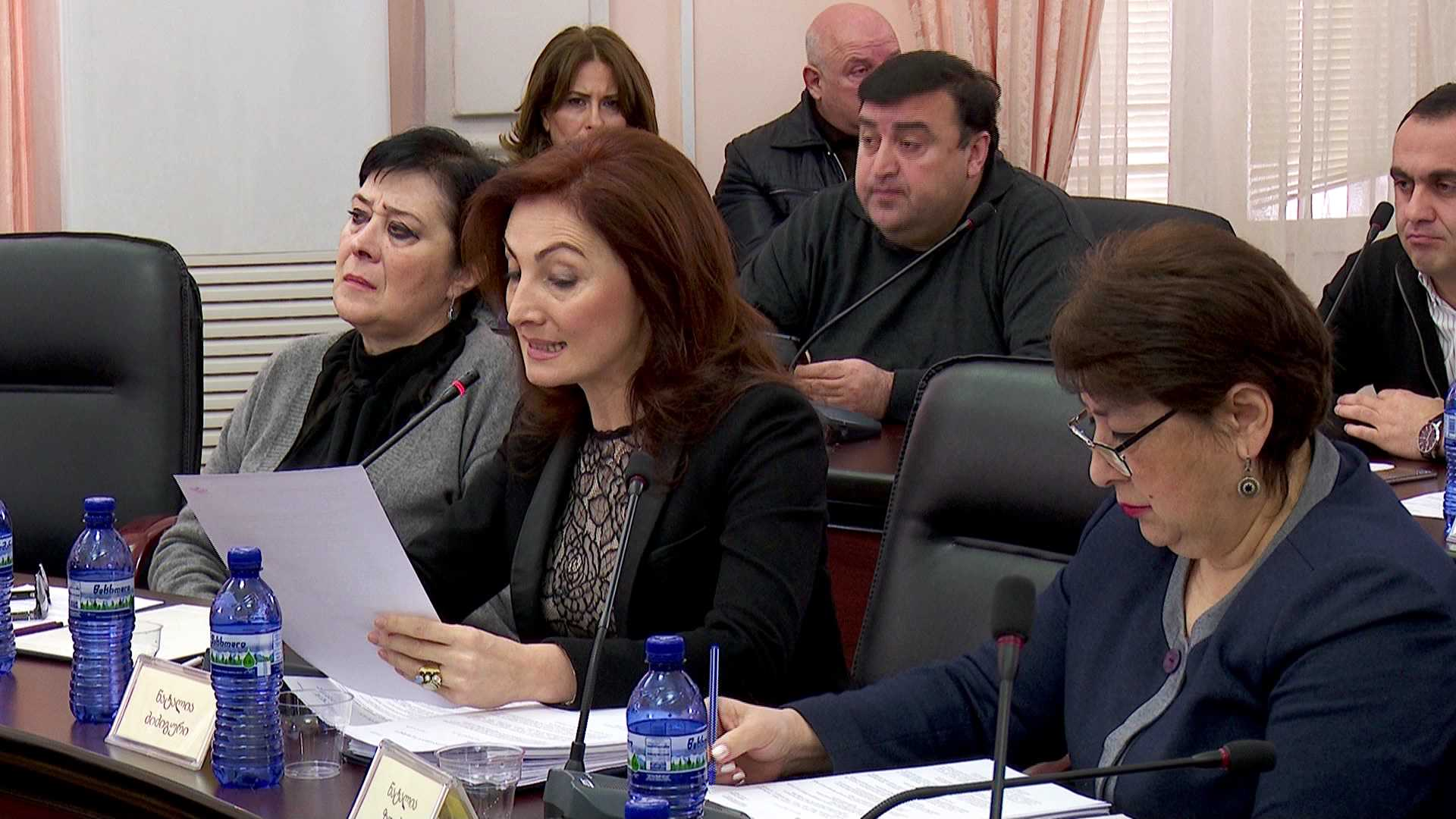 Gender Council in Batumi Sakrebulo