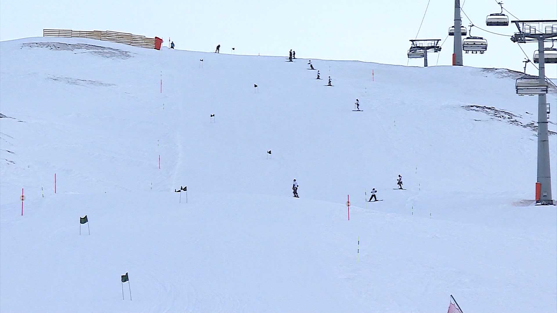 Snow International Day celebrated in Goderdzi with skiing competition