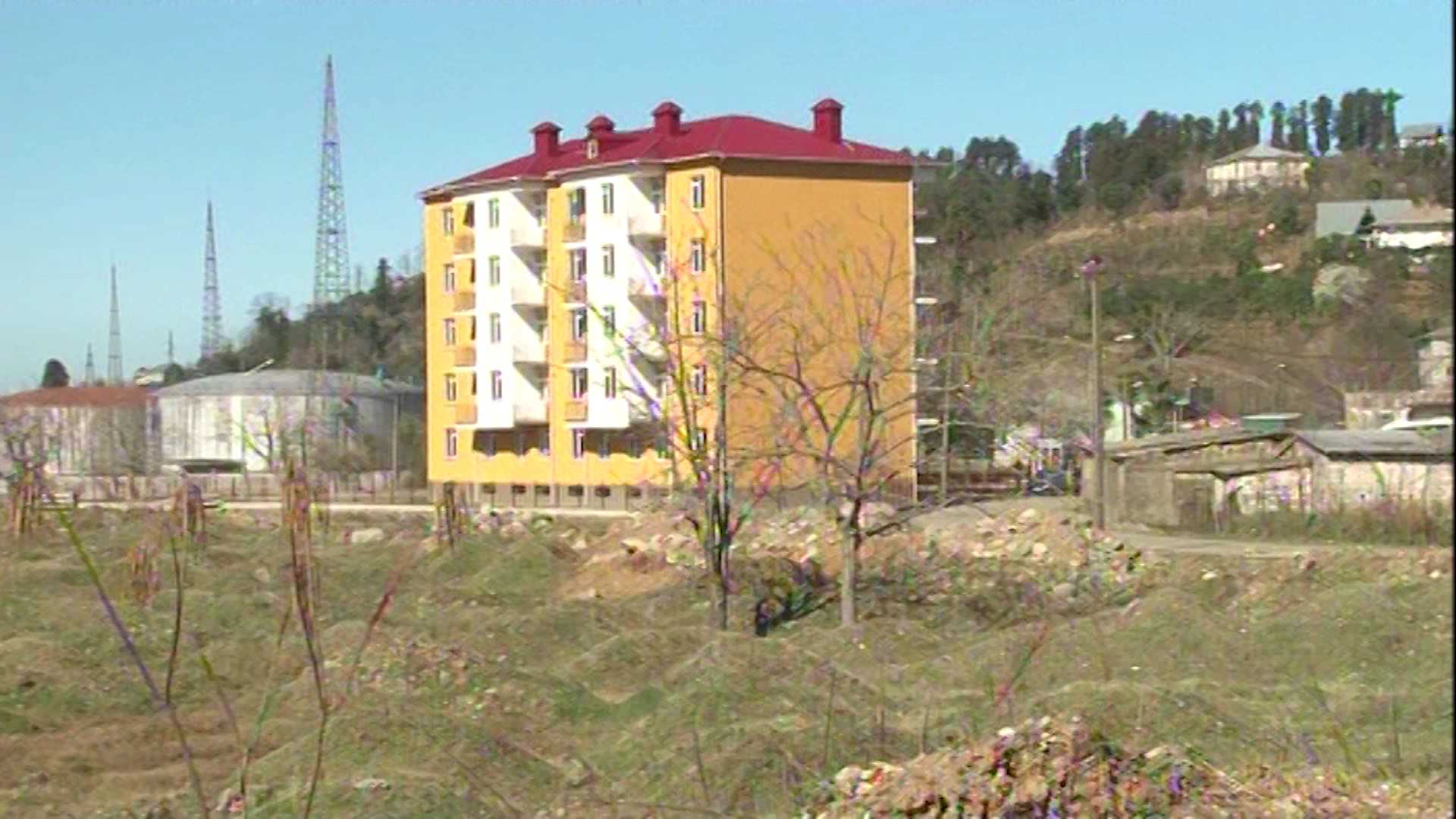Another social house will be built in Khelvachauri