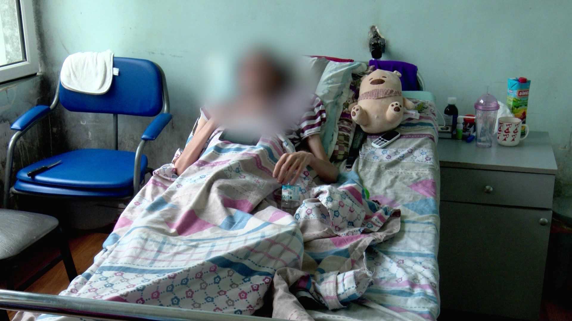 მძიმედ დაავადებული ტრანსგენდერი ქალი გარდაიცვალა