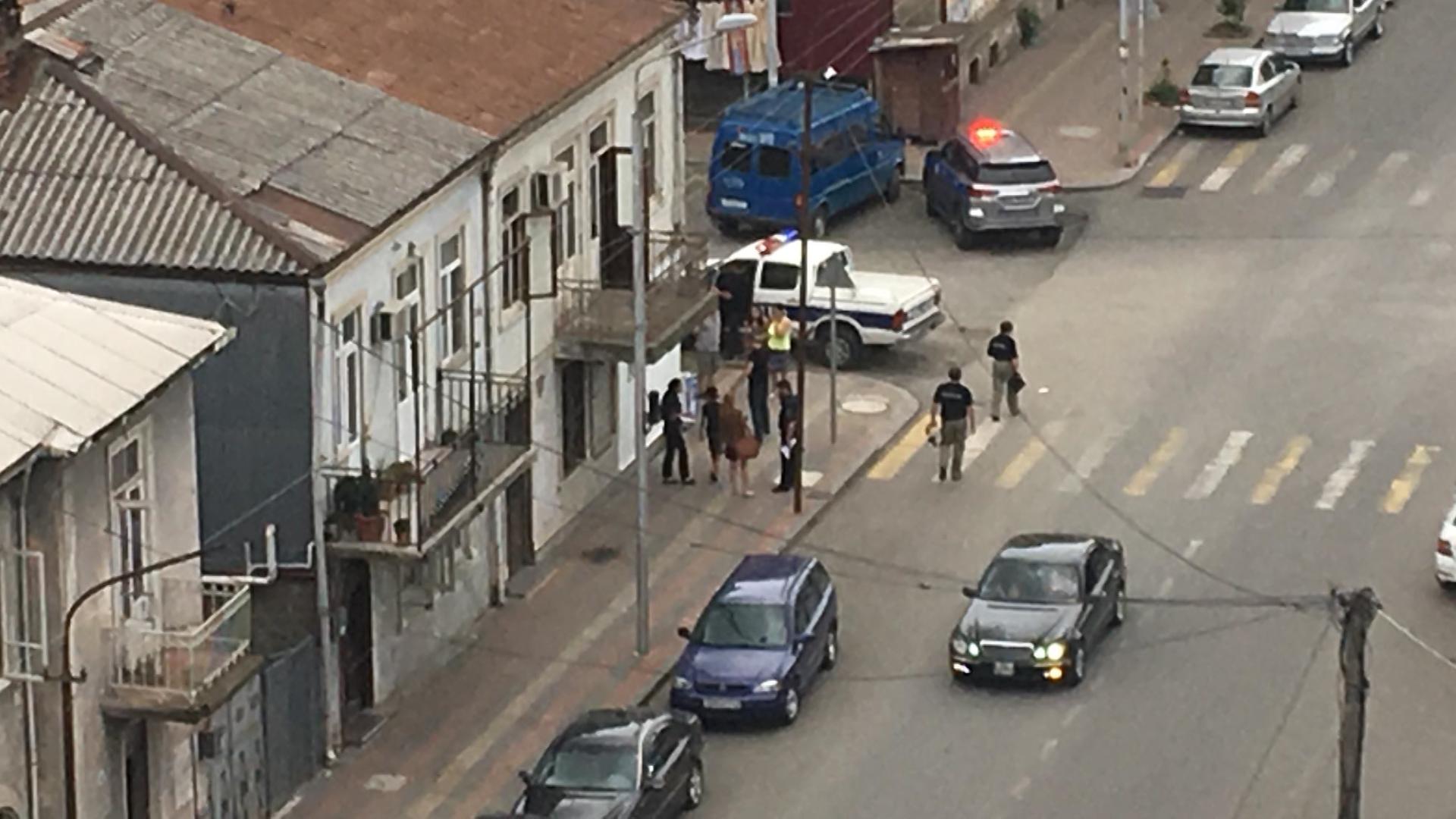 26 მაისის ქუჩაზე, კიდევ ერთი მაღაზია გაქურდეს